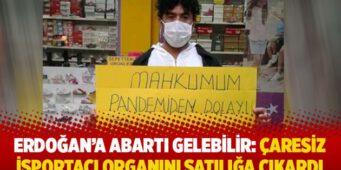 Отчаявшийся турок выставил органы на продажу