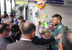 В Турции торговец сказал, что хочет умереть, отвечая на вопрос, почему он не носит маску
