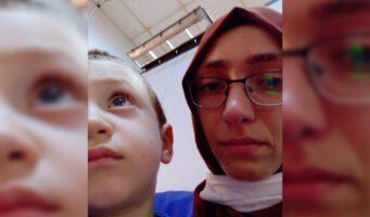 Мать 3-летнего Халита, чей отец в тюрьме, заключили под стражу