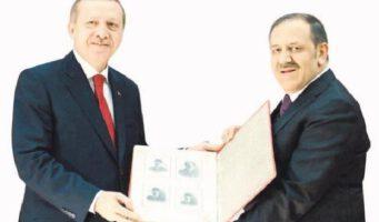 Собиравший с граждан пожертвования Эрдоган списал  9-миллиардный долг по налогам близким подрядчикам