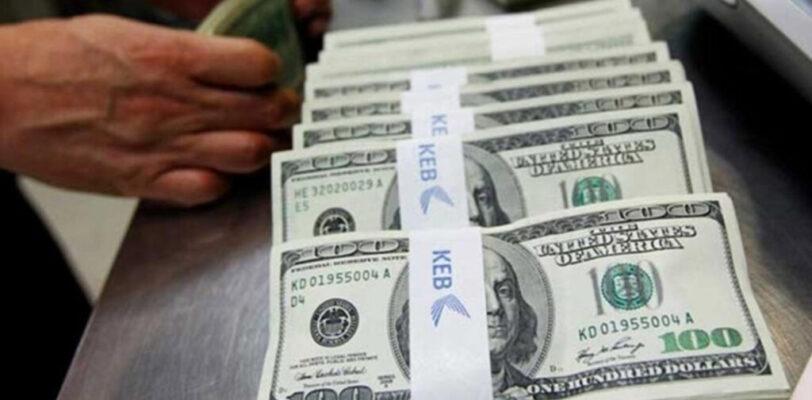 Дефицит текущего счета в августе составил 4,6 млрд долларов