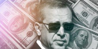 Эрдоган причина обесценивания турецкой лиры