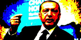 Русские считают, что Эрдоган сотрудничает с англичанами