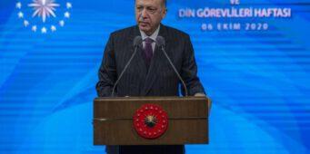 Эрдоган о кризисе в экономике: Истинно верующий – делающий из боли мед
