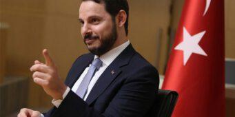 Лира падает, но зять Эрдогана доволен ростом экономики
