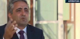 Президент Азербайджана поправил ведущего провластного турецкого телеканала