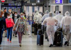 Израиль: каждый пятый турист возвращается из Турции с COVID-19
