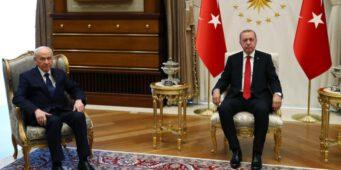 Исследование: Поддержка правящей ПСР Эрдогана достигла минимума