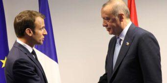 Эрдоган и Макрон сражаются за территорию, а не за ислам