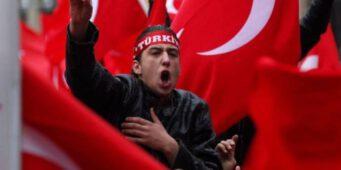 В Германии требуют запрета «Серых волков» Эрдогана