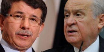 Политический отброс: Давутоглу о Бахчели