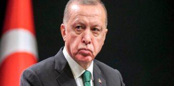 Эрдоган в очередной раз обвинил внешние силы в проблемах Турции
