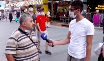 Мужчину бросили в тюрьму за открытую критику режима Эрдогана