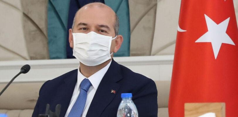 Глава МВД призвал к самоконтролю и рекомендует «бить себя вместо того, чтобы бить женщин»
