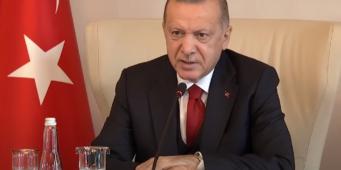 Эрдогане не знал проблемах с резервами Центрального банка?