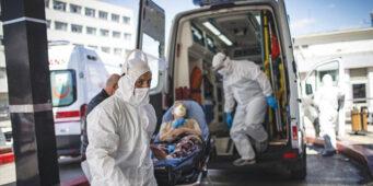 Турецкая Медицинская Ассоциации сомневается в данных Минздрава