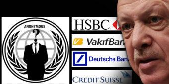 Anonymous спросили Эрдогана о миллиардах