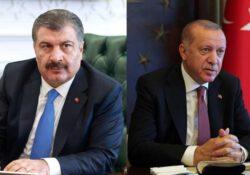 Иск против Эрдогана и министра здравоохранения