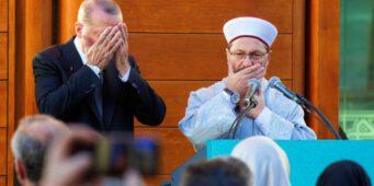 Аппетиты Управления по делам религий больше президентских