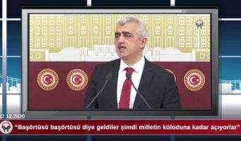 «ПСР пришла к власти под лозунгами о защите женских мусульманских платков, а сама раздевает до нижнего белья»