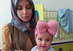 Арестовали родителей 9-месячной Саиме