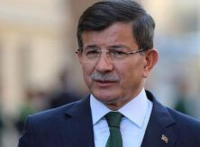 Давутоглу Эрдогану: Привлекай к ответу или отвечай сам