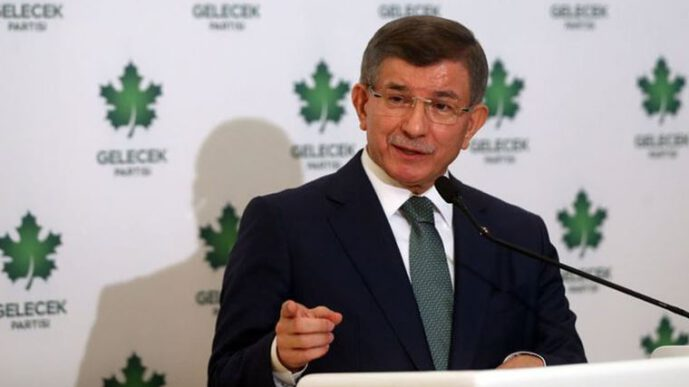 Давутоглу об Эрдогане: Его скоро «устранят»