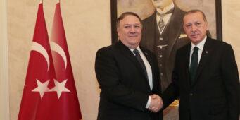 Жирный намек Эрдогану: Никаких фальшивых «красных линий» или поддонов с деньгами диктаторам