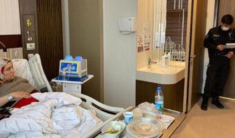 Новорожденный в кувезе, а полиция в дверях чтобы арестовать мать