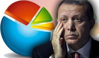 Эрдоган и союзники по альянсу теряют поддержку избирателей