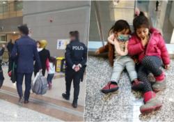 Двое детей с матерью пробудут в карантинной тюремной камере 14 дней
