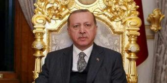 Эрдоган, сидящий во дворце из 1100 комнат: Расточительство – харам