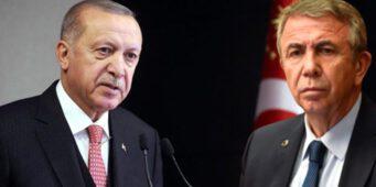 Опрос: На возможных президентских выборах мэр Анкары Мансур Яваш обошел бы Эрдогана на три процентных пункта