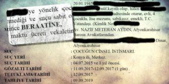 С осужденного на 16 лет за изнасилование двух девочек Яшара Оздемира сняли обвинения: Родители девочек гюленисты, а я отец мученика