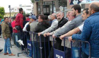 В Турции насчитали 9 млн безработных