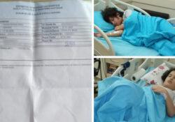 Ребёнок, родителей которого заключили под стражу, заболел раком крови