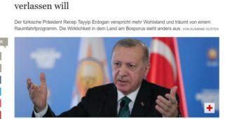 Немецкая газета: Каждый второй турок хочет бежать из Турции