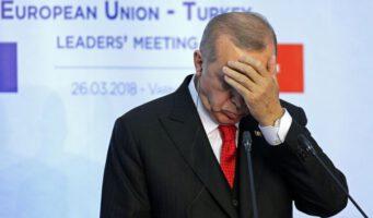 Высокопоставленный американский дипломат: Эрдоган играет на две стороны