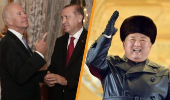Эрдоган ждет звонка от Байдена, но у президента США пока другие планы