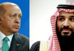 Саудовская газета об Эрдогане: Ударил в спину арабским странам