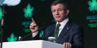 Давутоглу: Эрдоган со своей командой являются процентным лобби
