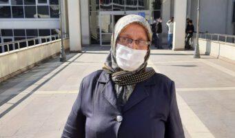 Пожилая женщина предстала перед судом по обвинению в причастности к «вооруженной террористической организации»