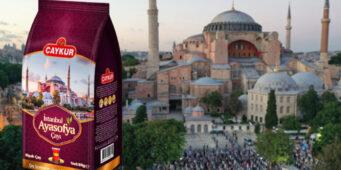 «Чай Айя-София» от компании Çaykur