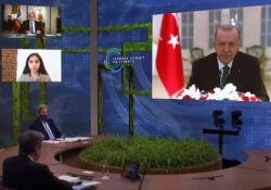 Байден не стал слушать Эрдогана на онлайн-саммите по климату