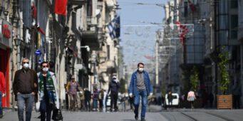 МВФ: Турция в числе стран, которые меньше всего помогали населению в пандемию