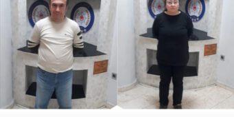 Жертв правительственных чисток заковали в наручники