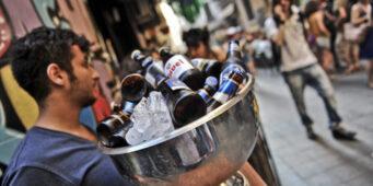 Страна держится на налогах от алкоголя, табака и лотереи