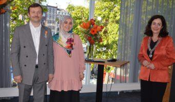 Турецкая чета последователей движения Хизмет удостоена королевского ордена Нидерландов