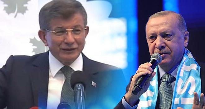 Давутоглу: Почему Эрдоган, сказавший one minute в Давосе, не может сегодня ответить также Китаю?