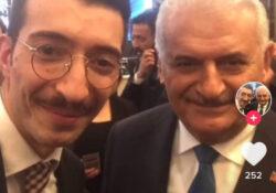 Телохранитель Эрдогана разбрасывает деньги на TikTok